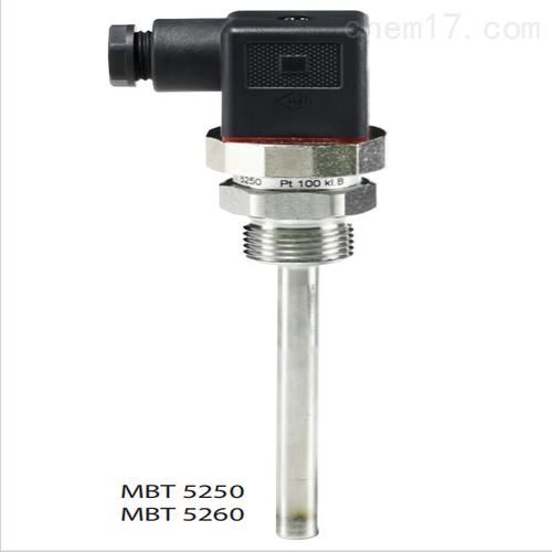 danfoss温度传感器MBT5250