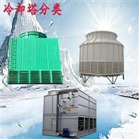 6/10/15/20/30/40/50立方玻璃钢超低噪音冷却塔设备厂家