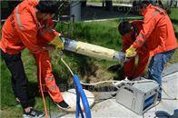 管道CIPP局部树脂点状固化修复