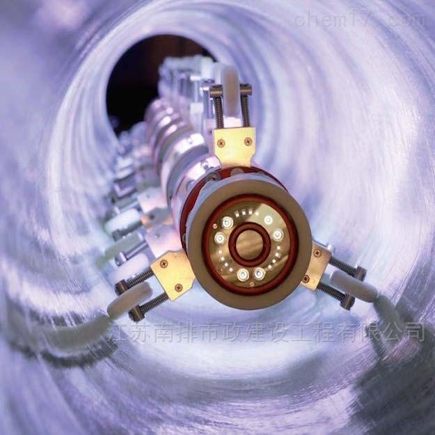 管道非开挖CIPP-UV紫外光固化修复