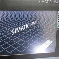 画面停留在 SIMATIC HMI的界面无法进入系统