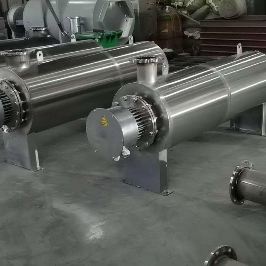 厂家专业生产立式大功率熔喷布空气发生器