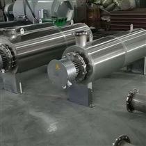 配套无纺布电热熔喷机压缩空气管道加热器