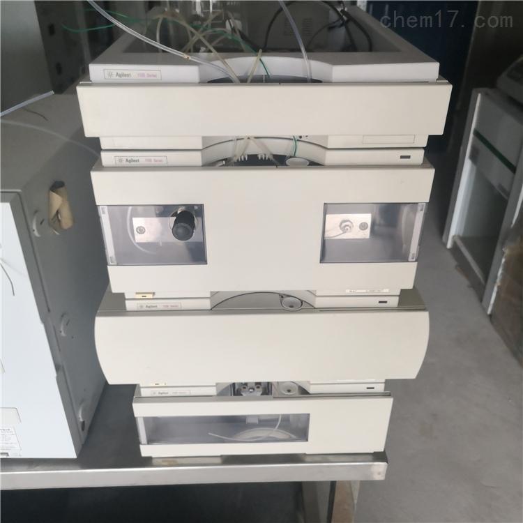 出售二手安捷伦1100液相色谱仪