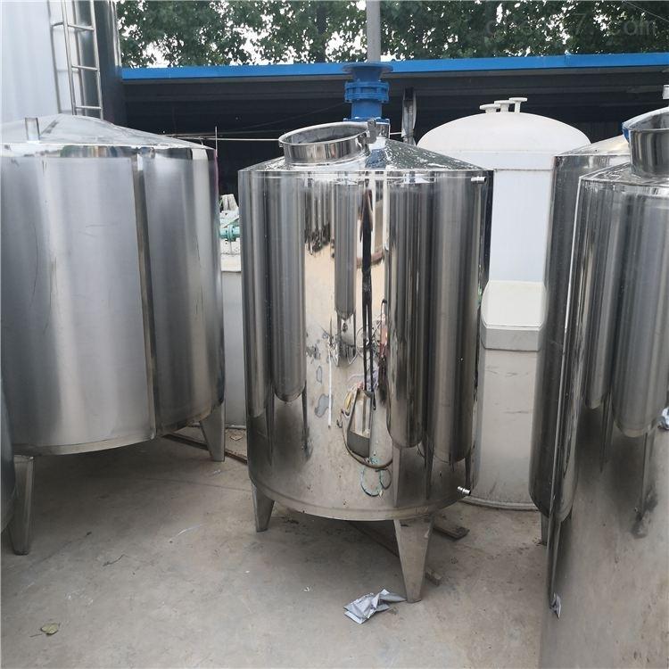 厂家定做1吨不锈钢搅拌罐
