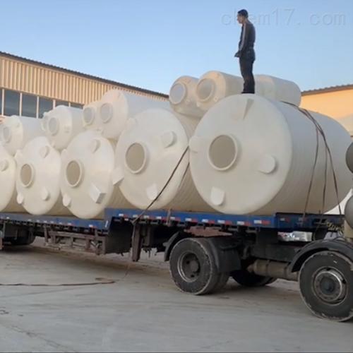 6吨CIP清洗液水箱