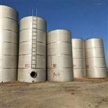 杭州出售二手不锈钢储罐