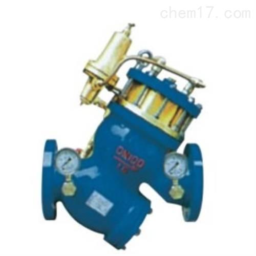 型过滤活塞式可调减压阀YQ98001质量保障