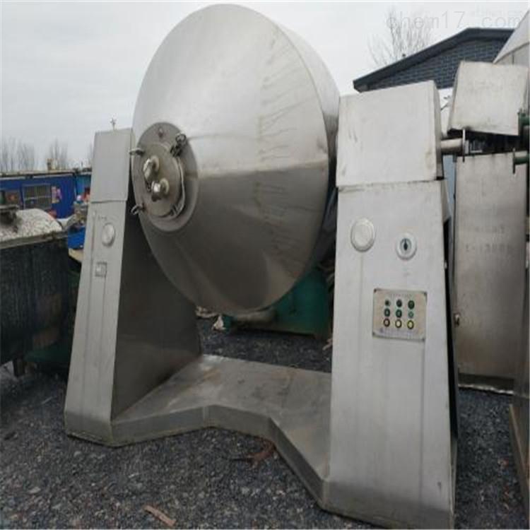 全国回收二手双锥干燥机