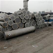 回收二手不锈钢高压列管式冷凝器