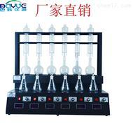 全自动一体化蒸馏仪BA-ZL6A二氧化硫蒸馏器