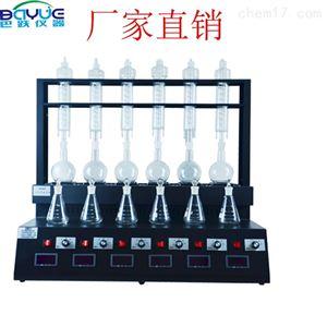 实验室蒸馏仪器