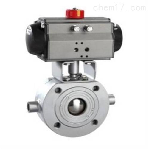 气动超短型保温球阀BQ671F现货直销