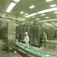 2-3主营威海食品厂无尘室设计