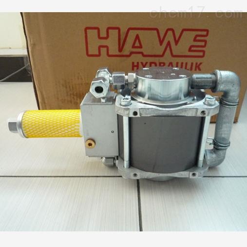 德国哈威HAWE手动泵