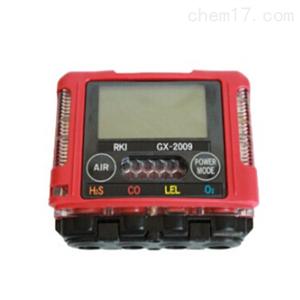 日本理研GX-2009袖珍型复合气体检测仪