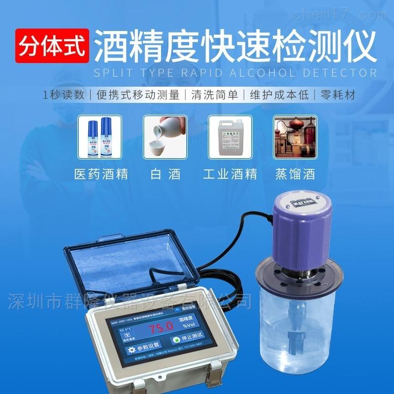 化工厂乙醇浓度在线测试仪