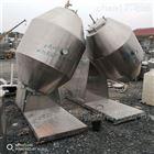 二手3000L真空搪瓷双锥干燥机