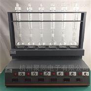 郑州简易型蒸馏仪JTZL-6C氨氮蒸馏器