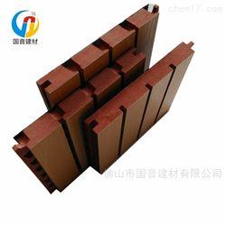 木制吸音板厂家-防火槽孔吸声板