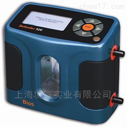 BIOS流量计Mesalabs气体流量校准器