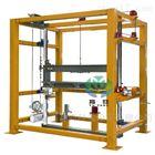 电梯限速器安全钳联动机构实训装置