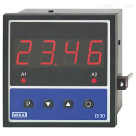DI30德国威卡WIKA面板安装式数显仪