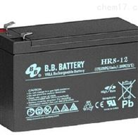 HR8-12台湾BB蓄电池HR系列全新正品