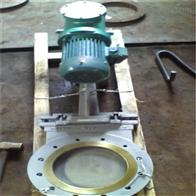 PZ273不銹鋼電液動刀型閘閥
