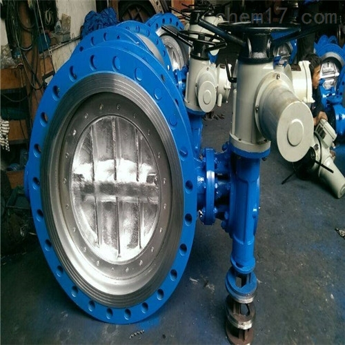 电动双向压蝶阀DS943H质量保障一年保修