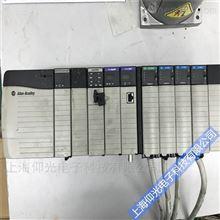 全系列AB-plc指示灯亮红灯故障维修