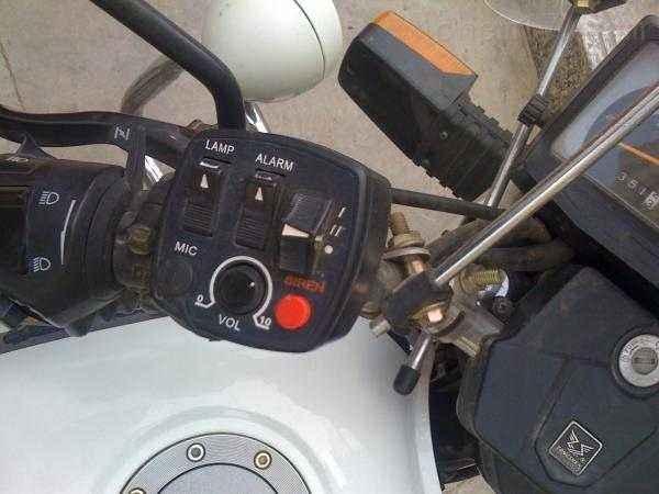 摩托车喇叭  巡逻车灯具