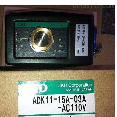 日本进口CKD传感器产品