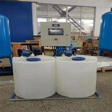 宁波厂商60升小型集装箱全自动加药系统
