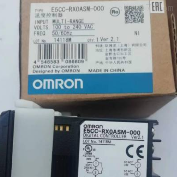 日本欧姆龙OMRON数字温控器