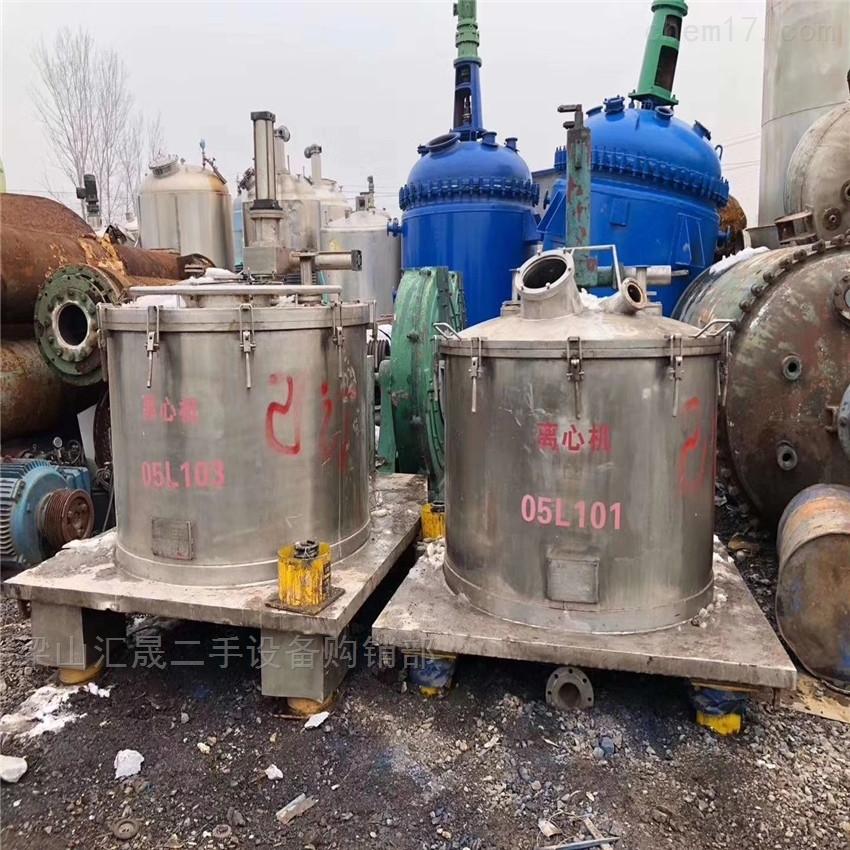 回收二手动物油碟式分离机