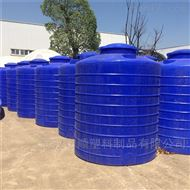 8002立方蓝色PE大塑胶桶