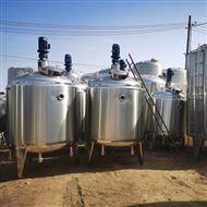 低價出售二手30立方不銹鋼攪拌罐