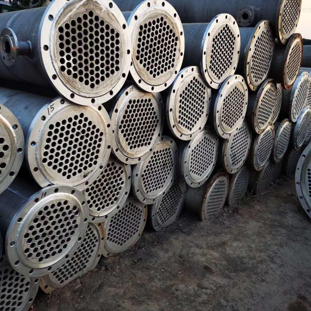 處理二手冷凝器板式換熱器