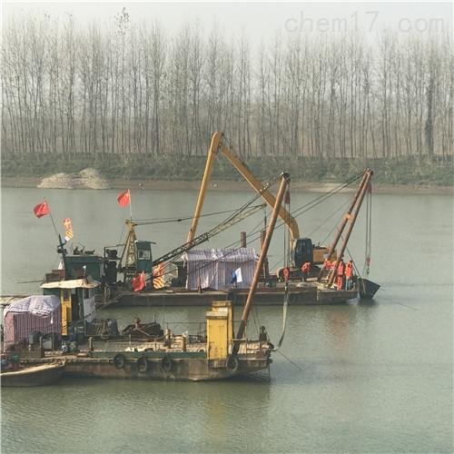 南昌管道水下敷设公司施工队