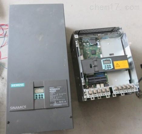 西门子(6RA80直流调速器报警F60006故障)