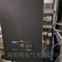 西门子调速器6RA8095显示F60007维修检测