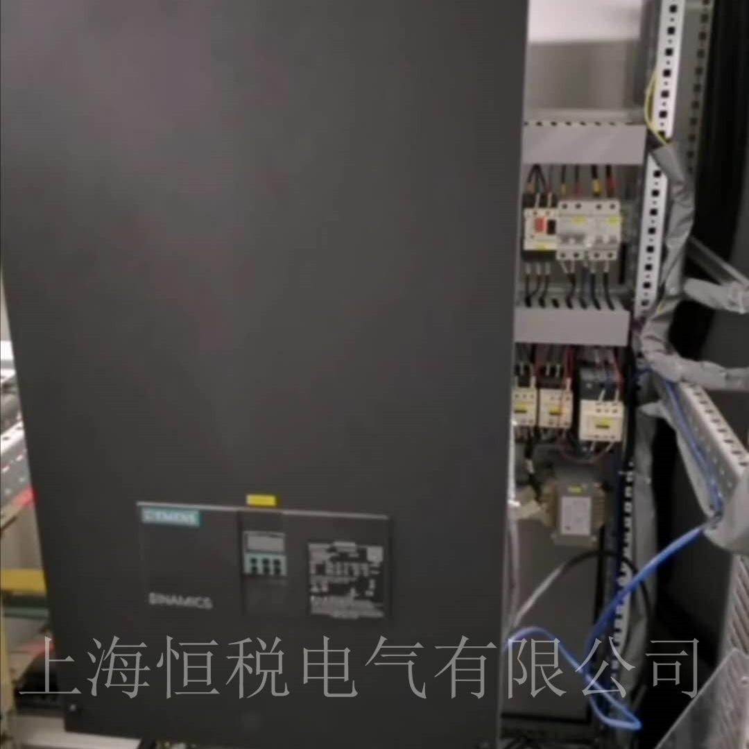 西门子6RA8093启动报警F60004故障解决方法