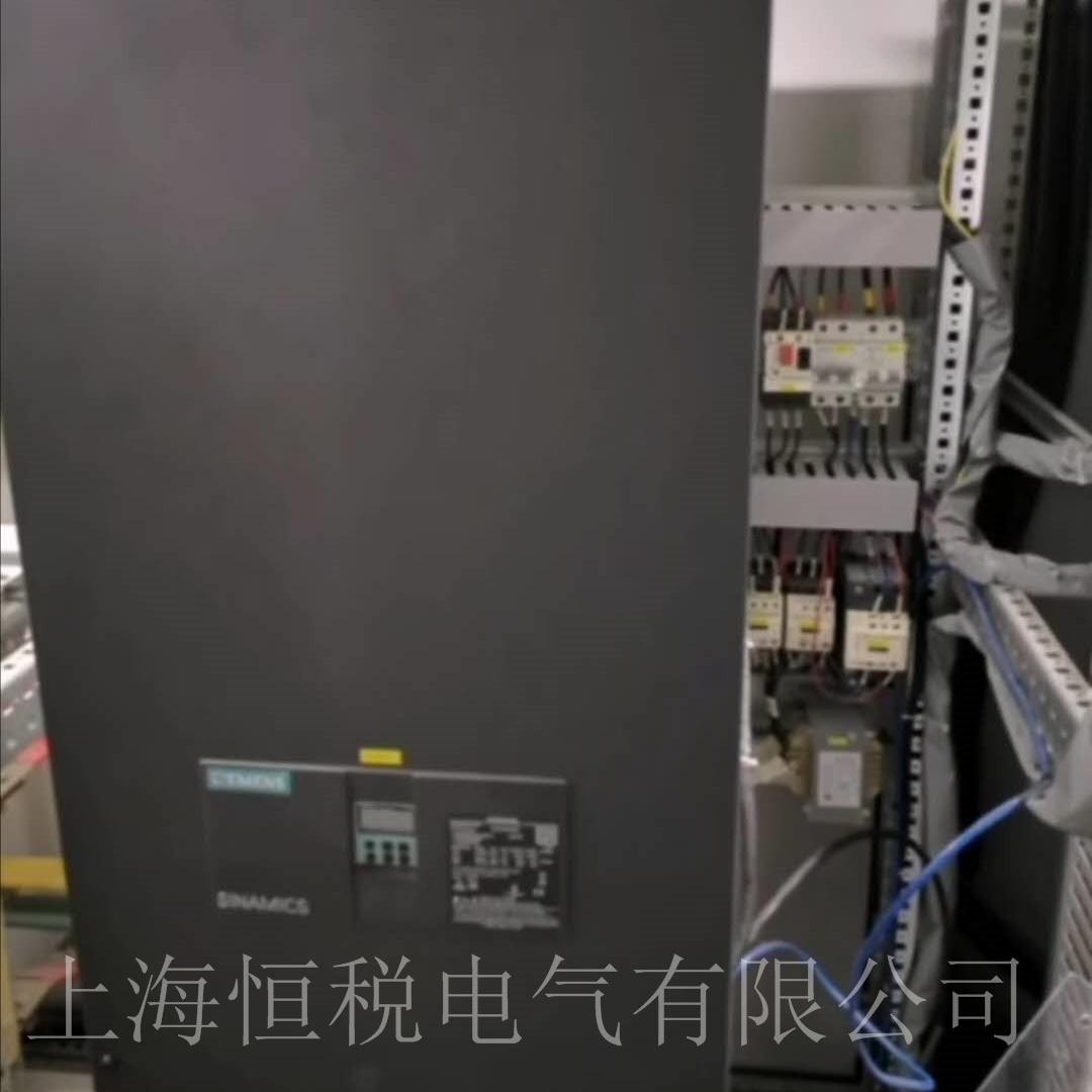 西门子6RA8093开机显示F60004维修检测
