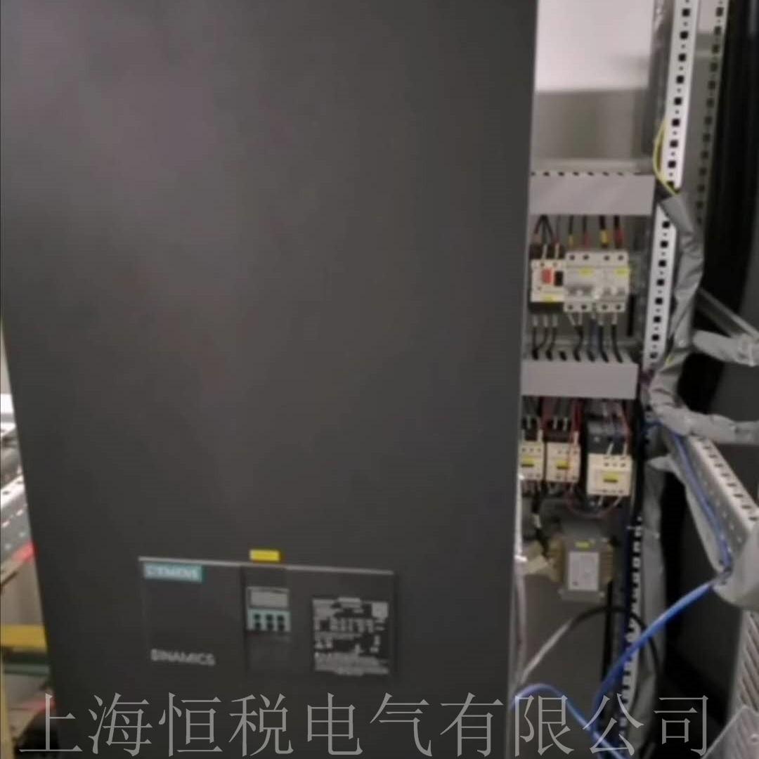 西门子6RA8091开机显示F60097修复率极高
