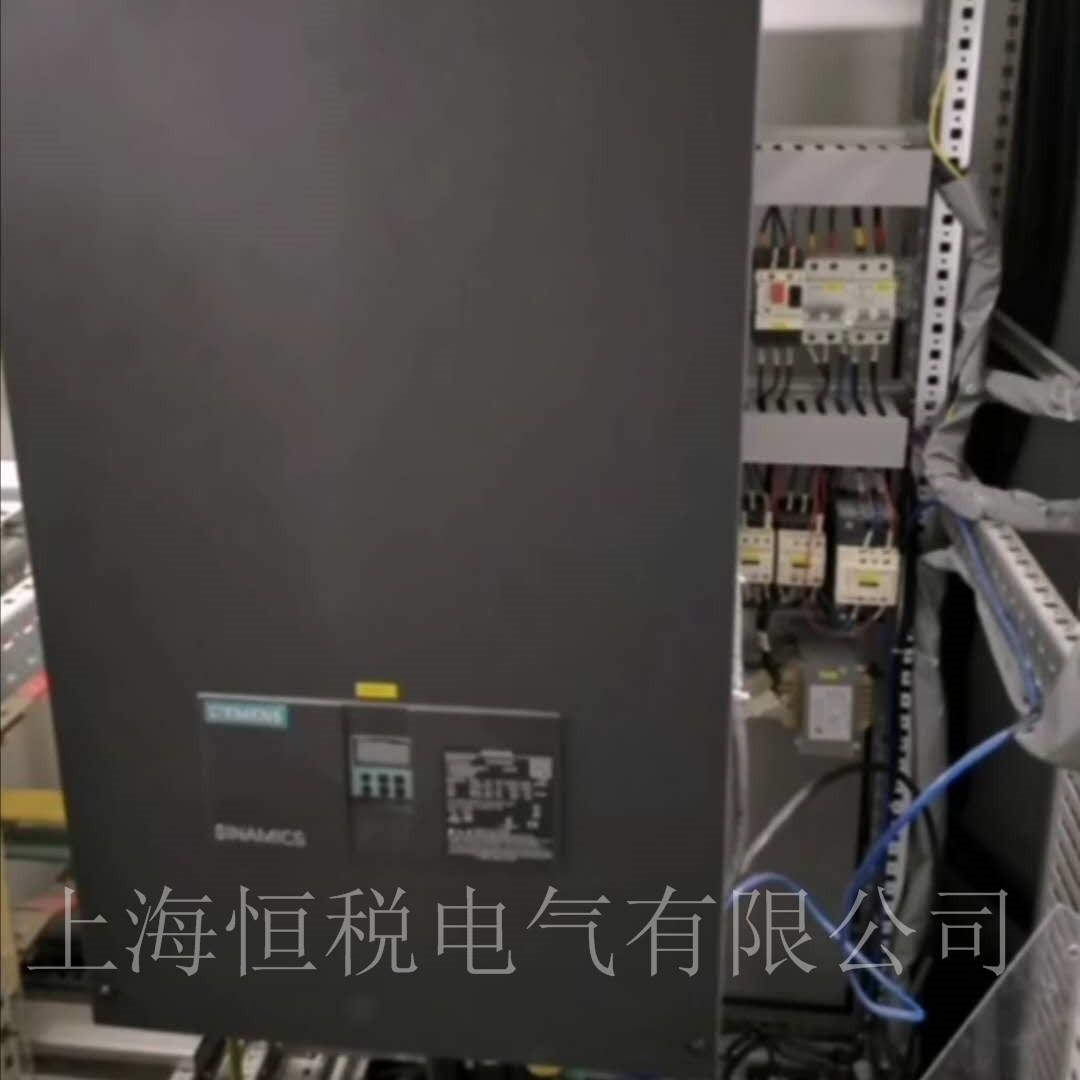 西门子6RA8091调速装置上电报警F60007修复