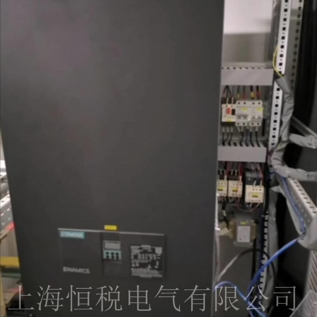 西门子调速装置6RA8091开机报警F60104修复