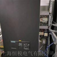 西门子传动装置6RA8091启动报故障代码维修