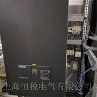 西门子调速器6RA8091通电烧可控硅修复解决