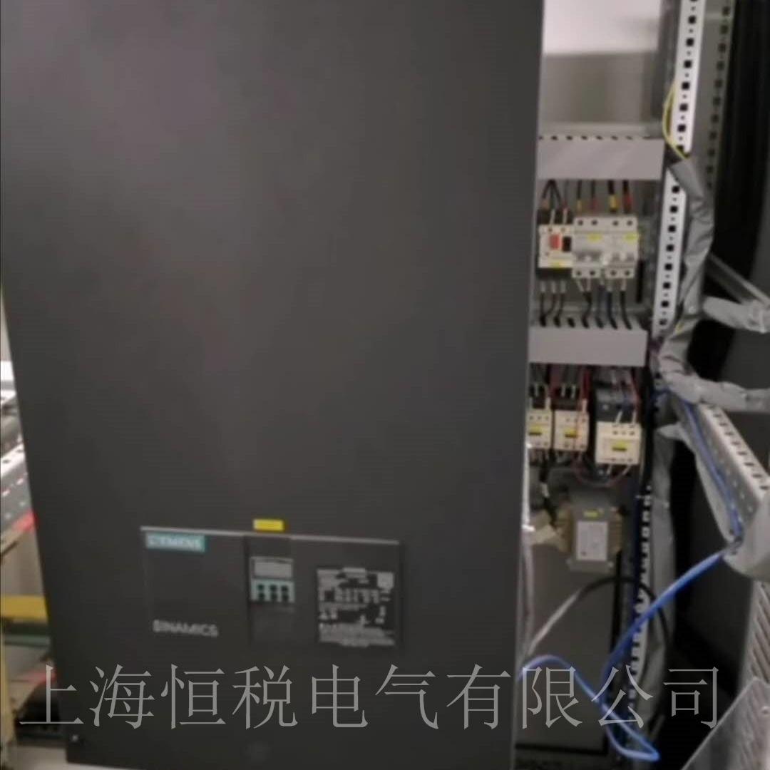 西门子调速器装置面板报警F60031维修技巧